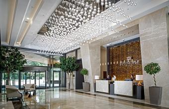 Отель Приморье Grand Resort Hotel в Геленджике получил пятую звезду