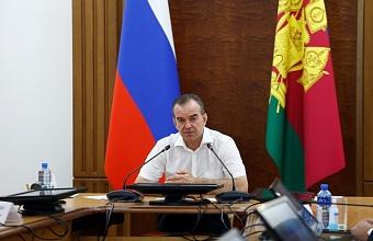 Губернатор поручил продлить проверки соблюдения градостроительного законодательства в Горячем Ключе