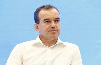 Губернатор Кубани отметил важность господдержки в реконструкции авто и ж/д-магистралей