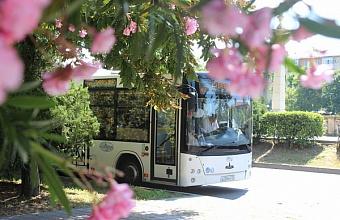 В Сочи изменится схема движения автобуса №18