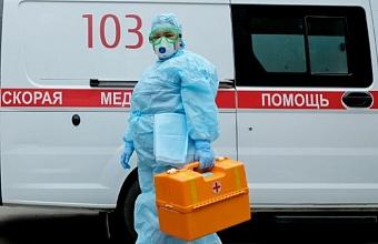 В Крымском районе скончался мужчина с коронавирусом