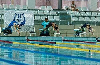 Пловцы Кубани успешно выступили на чемпионате России