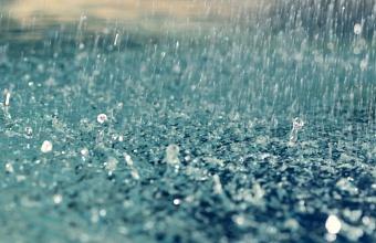 В Темрюкском районе выпало уже 28 мм осадков
