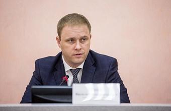 Василий Швец стал главой Анапы