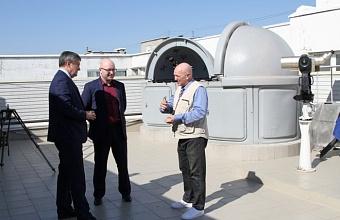 «Юг Times» рассказывает о деятельности самой известной на Юге России обсерватории