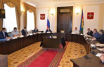Парламентарии Кубани обсудили эксплуатацию водных объектов в условиях дефицита воды