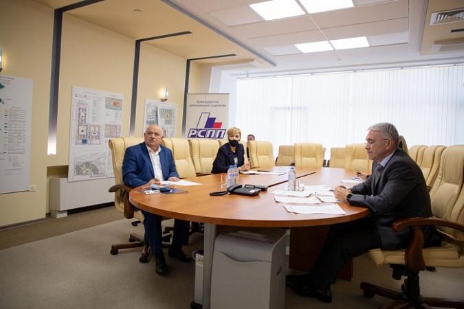 В Краснодаре состоялось заседание Координационного совета отделений РСПП ЮФО