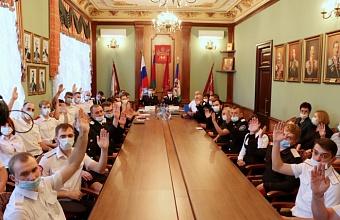 Состоялся учредительный съезд Союза казачьей молодежи России