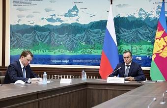 До конца этого года в Крымском районе планируют достроить школу на 400 мест