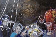 В благотворительной акции помощи заболевшей художнице Натан может поучаствовать каждый