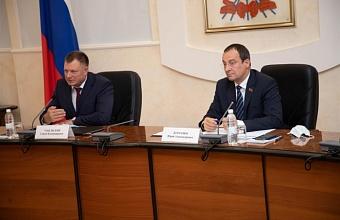 Парламентарии Кубани обозначили пути решения проблем в сфере обращения с ТКО