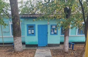 Фельдшерско-акушерский пункт появится в Новокубанском районе