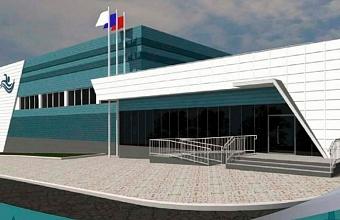 Строительство нового водного центра «Посейдон» стартовало в Новороссийске