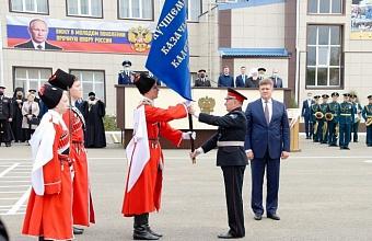 Казачьи кадетские корпуса Краснодарского края снова стали лучшими в стране