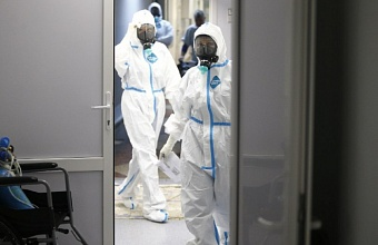 Отделение краевого госпиталя для ветеранов войн переведут под ковид-госпиталь