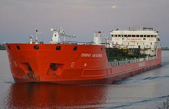 Росморречфлот: Пожара на борту танкера в Азовском море не было