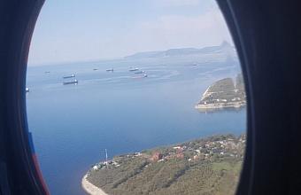 МЧС обследовало 100 кв. миль Азовского моря в поисках пропавших моряков