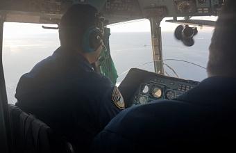 На Кубани продолжают поиски пропавших после ЧП на танкере моряков