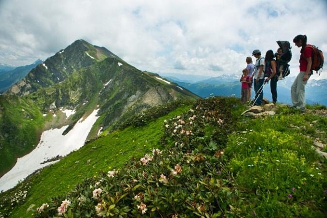 «Природный туризм: глобальные вызовы и перспективы России» обсудят в горах Сочи