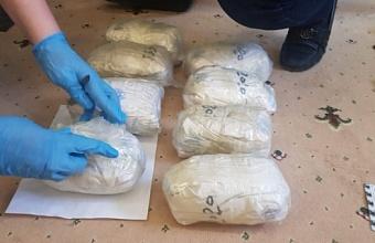 В Сочи у наркосбытчика изъяли более 9,5 кг героина