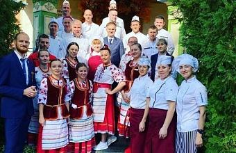 Краснодарскому ресторану «Станъ» исполнилось 7 лет