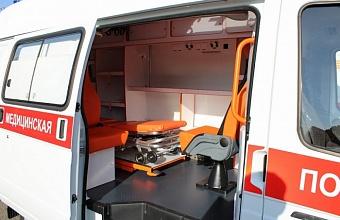 Новыми машинами пополнился автопарк службы скорой помощи Кубани