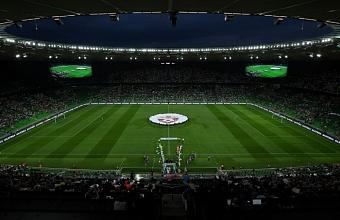 Стадион «Краснодар» готов к матчу с английским «Челси»