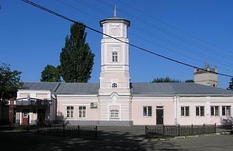 Объектом культурного наследия признано здание пожарной команды в Ейске