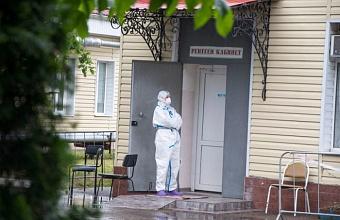 В Краснодарском крае 133 новых случая коронавируса