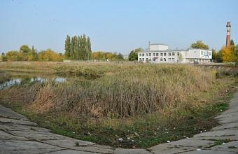 В Краснодаре обсудили возможность благоустройства озера в пос. Индустриальном