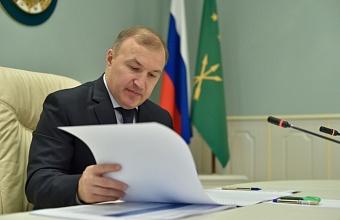 В Адыгее обсудили вопросы эксплуатации Краснодарского водохранилища