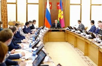 Глава Кубани поручил усилить контроль строительства соцобъектов