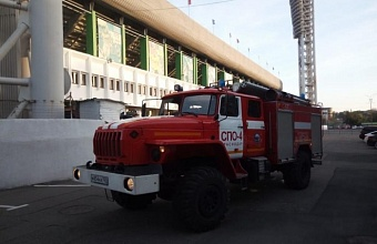 Краснодарская Служба спасения за неделю выполнила 55 аварийно-спасательных работ