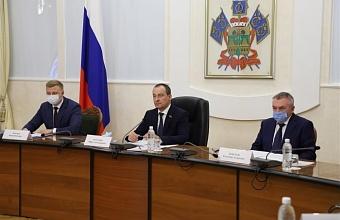 Депутаты ЗСК внесли предложения по изменениям федерального законодательства