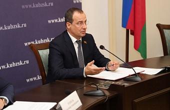 Депутаты ЗСК проанализировали состояние промышленности Кубани