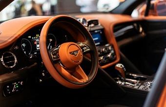 Эталон комфортной роскоши: новый внедорожник Bentley Bentayga