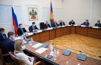 Депутаты ЗСК обсудили с руководством Тбилисского района его развитие в условиях пандемии