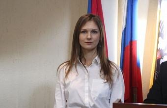 Анна Косарева возглавила департамент информационной политики Краснодара