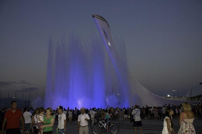 Источник фото: пресс-служба Олимпийского парка Сочи