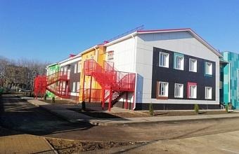 Семь социальных объектов построят в Горячем Ключе до конца 2023 года
