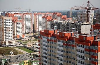 На Кубани с начала года ввели 3,2 млн кв. м жилья