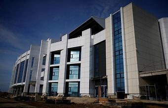 В новой школе по ул. Изобильной в Краснодаре ускорят отделочные работы