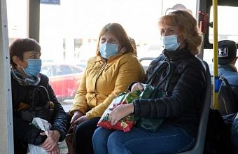 В Краснодаре проверили более 6,5 тыс. единиц общественного транспорта на соблюдение масочного режима