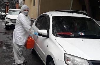 На Кубани начали выдавать лекарства для амбулаторного лечения больных COVID-19