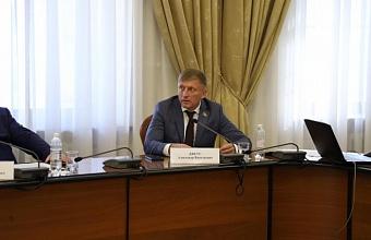 Парламентарии попросили Правительство РФ помочь с восстановлением водохозяйственного комплекса края