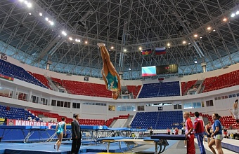 Чемпионат России по прыжкам на батуте пройдет в Сочи
