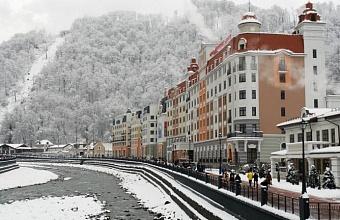 Курорты Краснодарского края лидируют по продажам туров с кешбэком