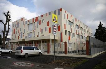 Блок начальной школы гимназии №92 Краснодара откроется в январе 2021 года