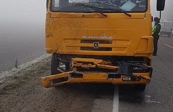 Число пострадавших в ДТП с КАМАЗом на Кубани выросло до восьми человек