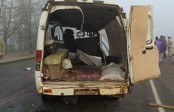 Попавшая в ДТП с 6 погибшими Газель не предназначалась для пассажироперевозок